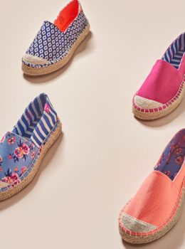 Lucy Felton Step Into Summer With Joules