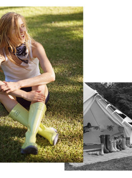 Lucy Felton Your Festival Guide Joules