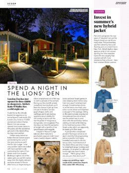 Lucy Felton Stylist Magazine