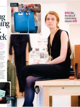 Sophie Hulme Interview Lucy Felton