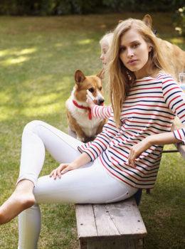 Joules Striped Fashion