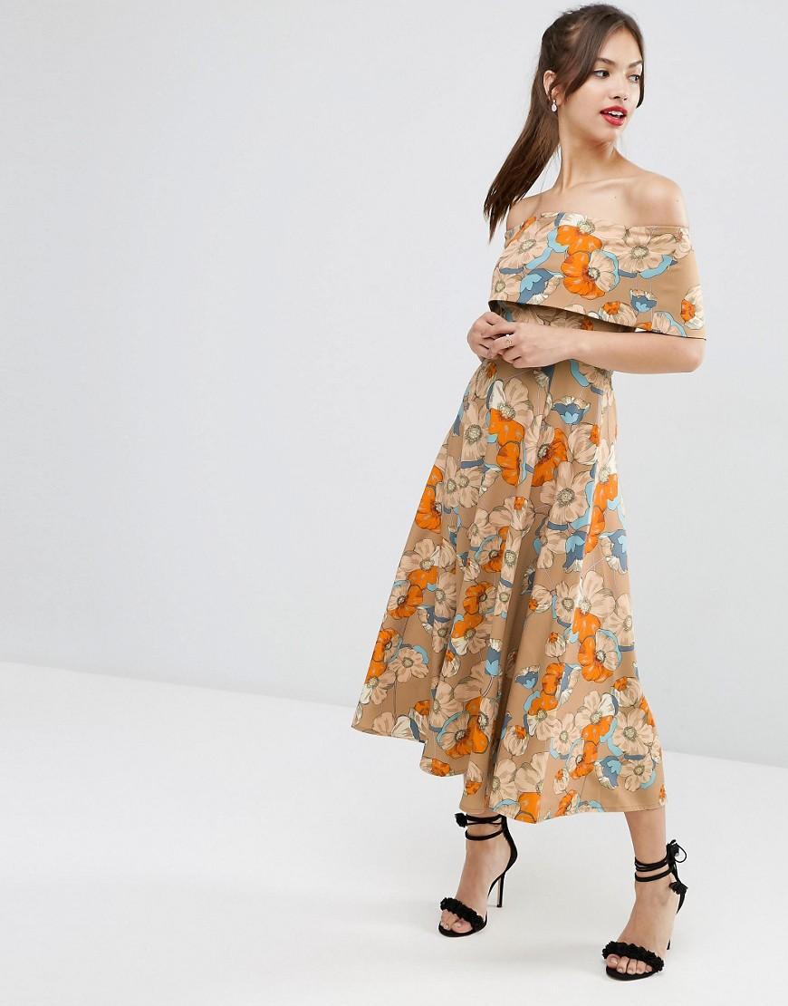 Asos Bardot Dress