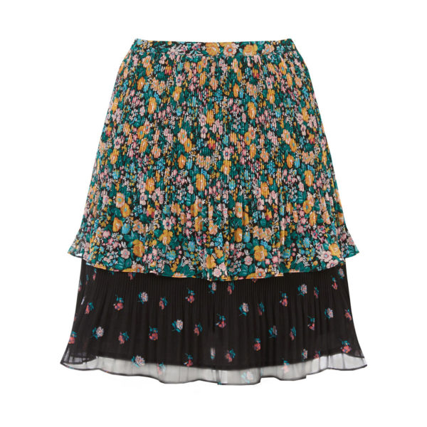 Oasis Ditsy Floral Skirt