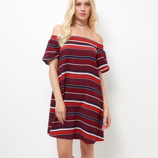 New Look Stripe Dress