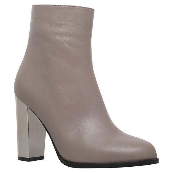 Grey ankle boots Carvela Kurt Gieger