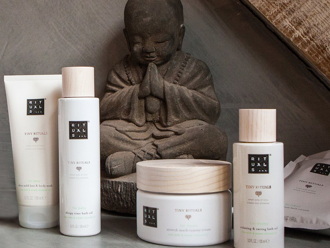 Favoriete Pregnancy Skin Care: Mum-To-Be Saviours - The Lucy Edit @TE-52