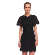 Black lace dress Whistles
