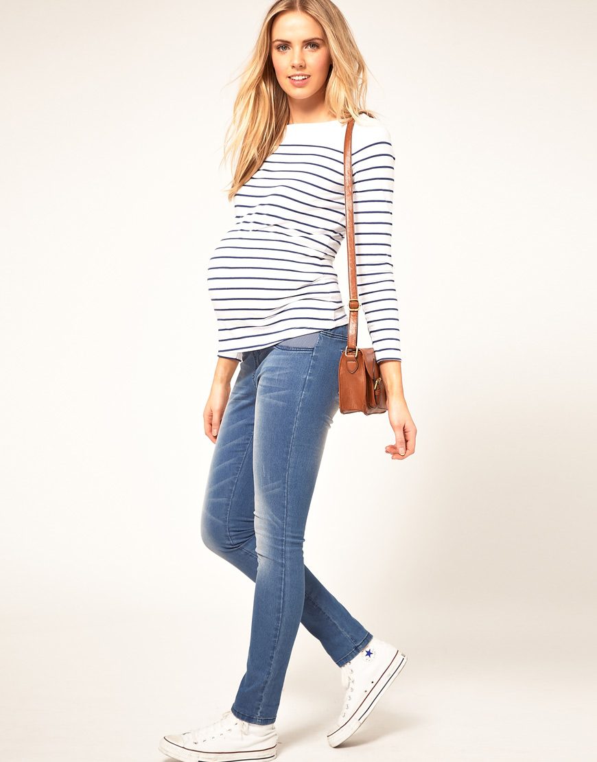 Best maternity jeans pregnancy style the lucy edit asos maternity jeans ombrellifo Image collections
