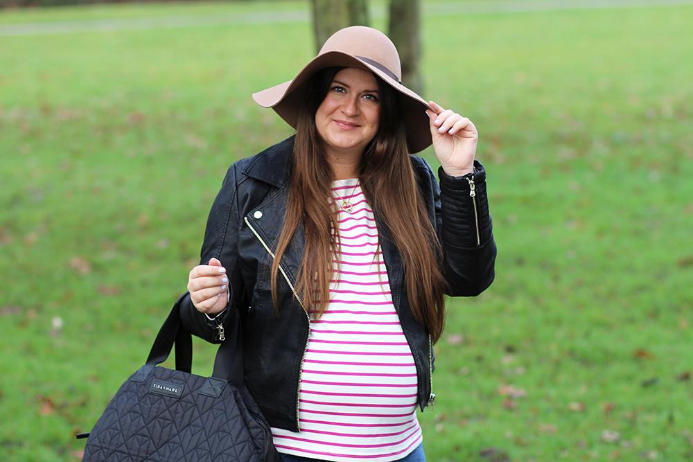 Lucy Felton Pregnancy Wardrobe