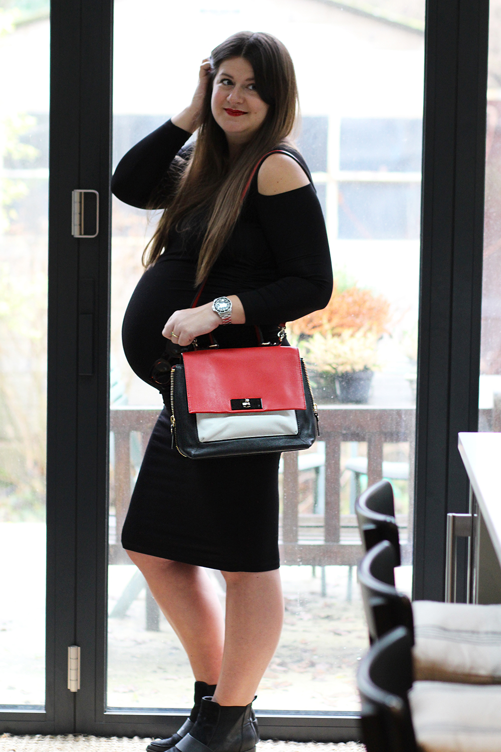Lucy Felton Pregnancy Fashion
