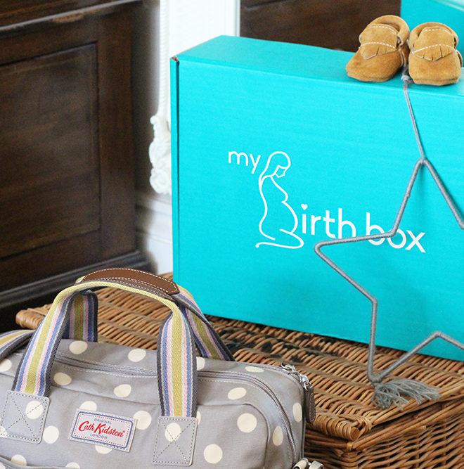 My Birth Box The Lucy Edit_