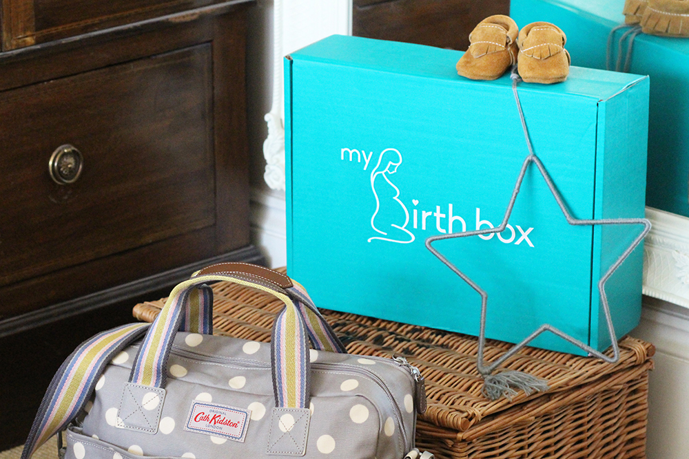 My Birth Box The Lucy Edit_
