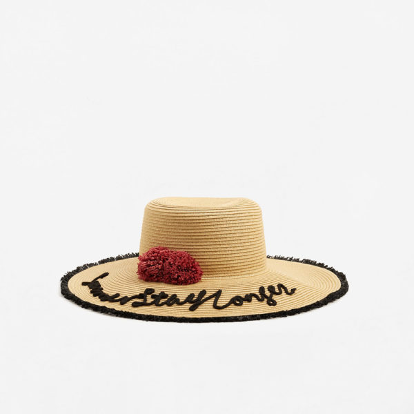 Mango Straw Hat