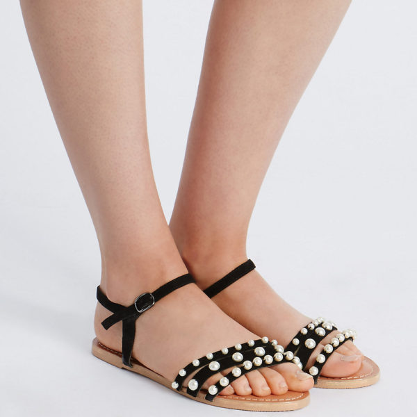 Marks and Spencer Pearl Sandals