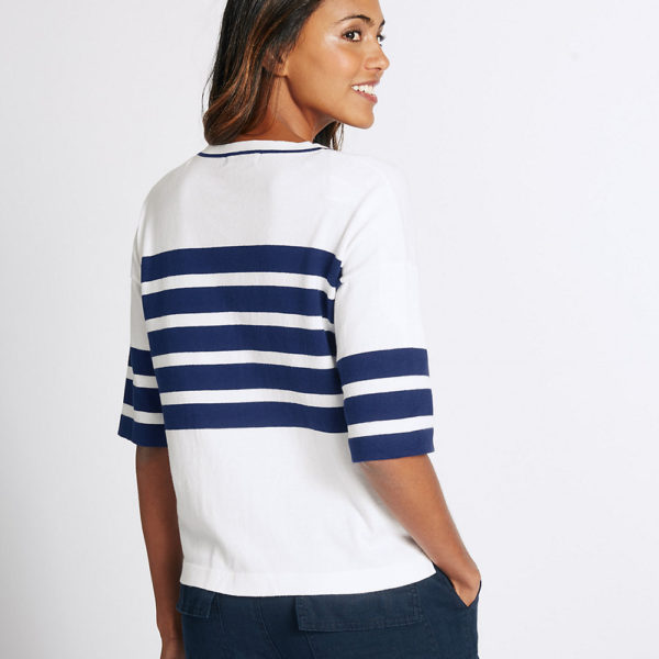 Marks and Spencer Stripe Jumper