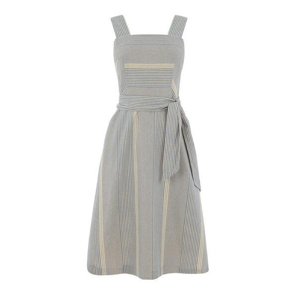 Oasis stripe dress