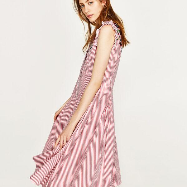 Zara Stripe Dress
