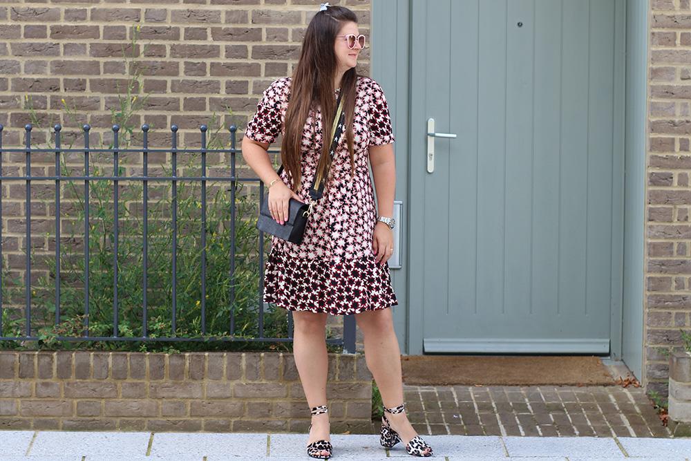 Lucy Felton Star Dress