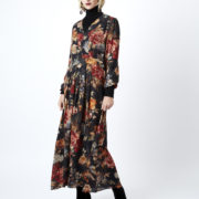 Olivia Rubin Vintage Rose Dress