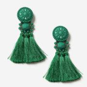 Topshop Tassel Earrings