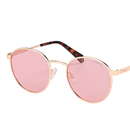 Polaroid Pink Sunglasses