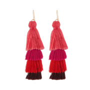 Accessorize tassel earrings