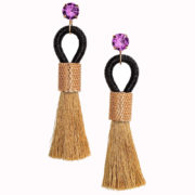 HM Tassel Earrings