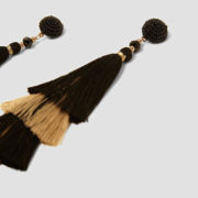 Zara Tassel EArrings
