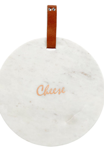 Marble Cheese Platter