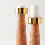 Anthropologie geo candle