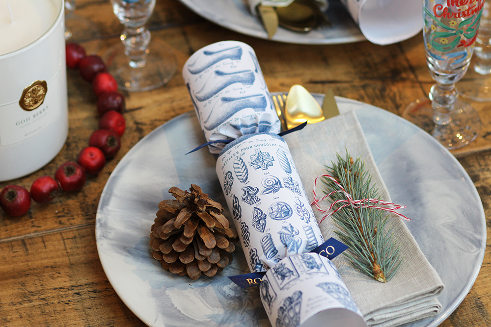 Christmas table setting4