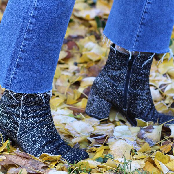 Lucy Felton Block Heel Boots