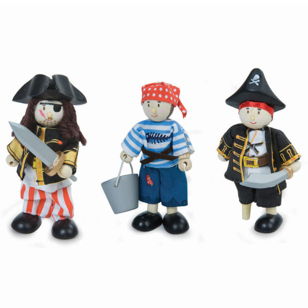 Pirate dolls