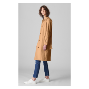 Whistles Zip Trench Coat