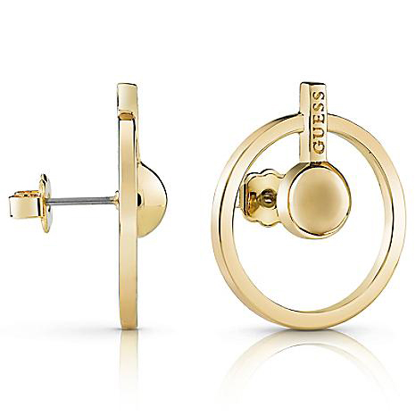 guess-ladies-influencer-gold-plated-stud-earrings