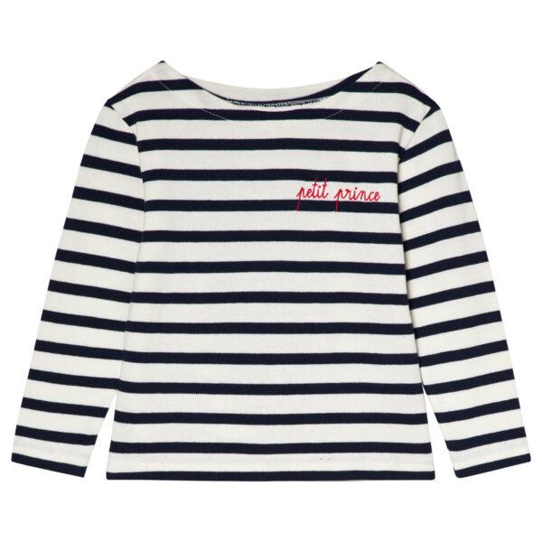 Maison Labiche Petit Prince stripe top