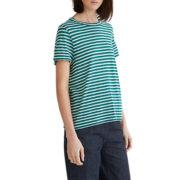 Toast Triple Stripe T-shirt
