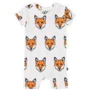 Tobias and the Bear fox print