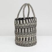 Asos Straw Bucket Bag