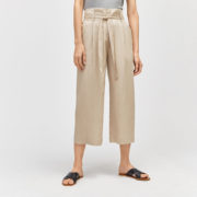 warehouse linen culottes