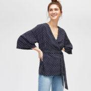 Polka Dot Pyjama Jacket