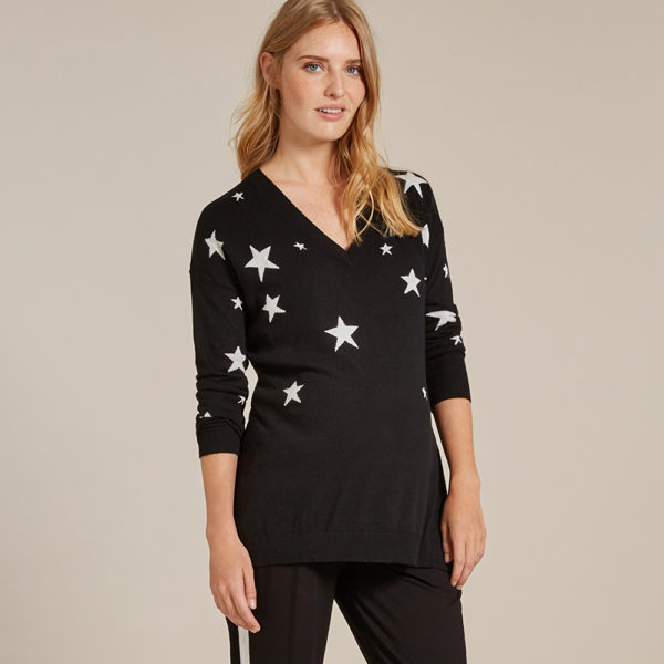 Maternity jumper