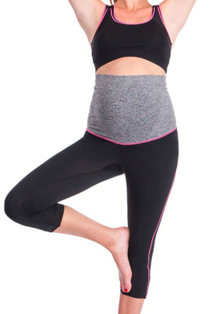 Pregnancy Sports Leggings