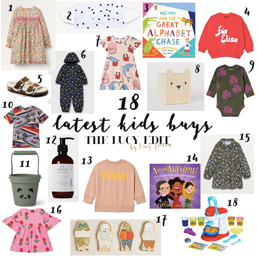 18 latest kids buys