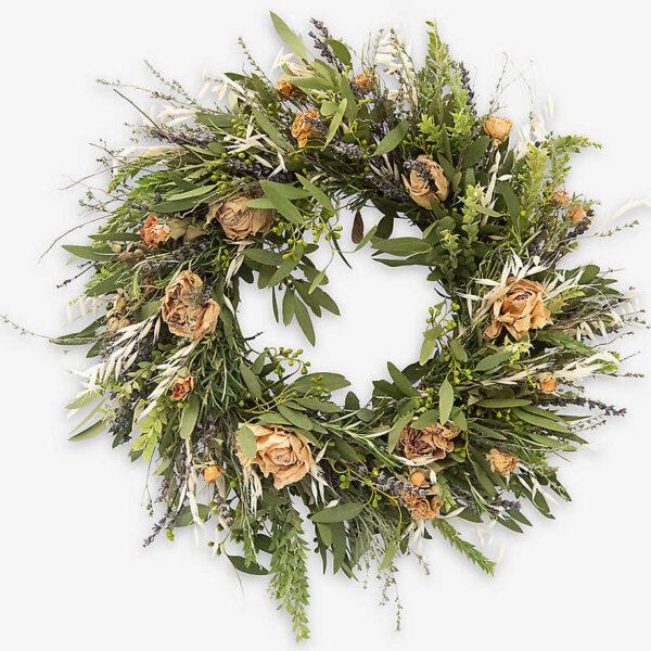 Dried Wreath Your London Florist