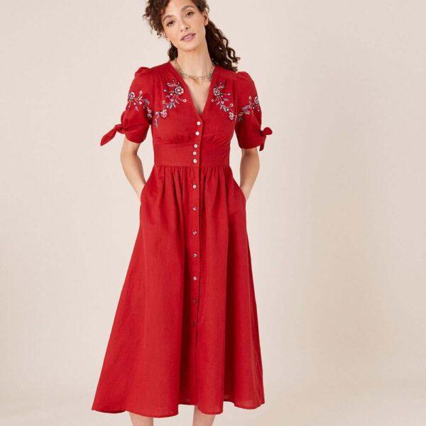 Monsoon western dress